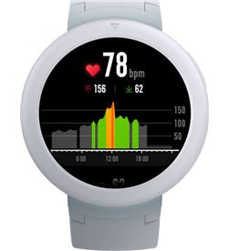 Xiaomi AMAZFIT VERGE Lite blanco smartwatch 1.3'' amoled gps glonass blueto - +21425