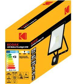 Luz exterior Kodak motion floodlight blanca 20w 30417991 - 30417991