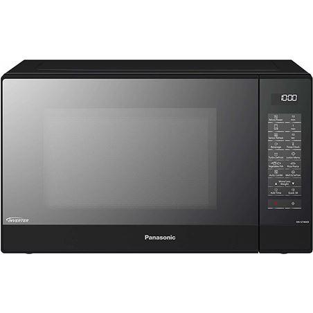 Microondas grill 31l Panasonic nn-gt46kbsug inverter negro NNGT46KBSUG