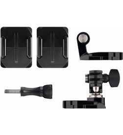 Gopro go pro ahfsm-001 soporte frontal y lateral para casco - +93005