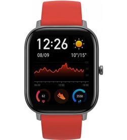 Xiaomi amazfit gts naranja vermillon lava smartwatch 1.65'' amoled gps glon AMAZFIT GTS VER - +21578