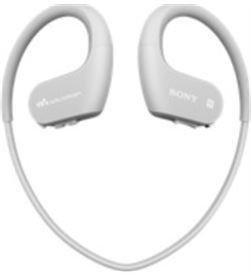 Sony nwws623 blanco auriculares bluetooth resistentes al polvo y al agua sa NWWS623W - +96690