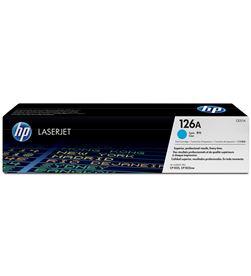 Toner Hp 126a laserjet cian CE311A Accesorios informática - CE311A