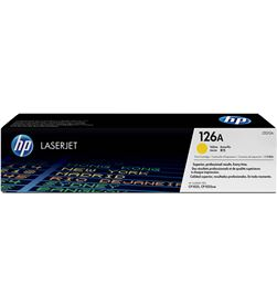 Toner Hp 126a laserjet groc CE312A Accesorios informática - CE312A
