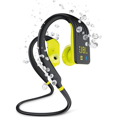 Jbl ENDURANCE DIVE negro/amarillo auriculares deportivos in-ear mp3 inalámb