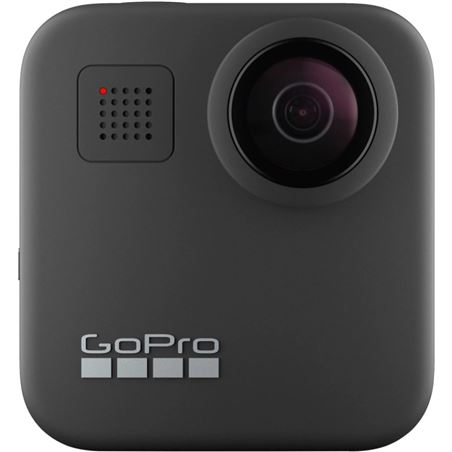 Gopro go pro max negro cámara deportiva 18mp uhd 6k30 táctil 360º hdr control por max black