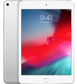 Apple ipad mini 5 wifi cell 64gb silver mux62ty/a Tablets - A0025839