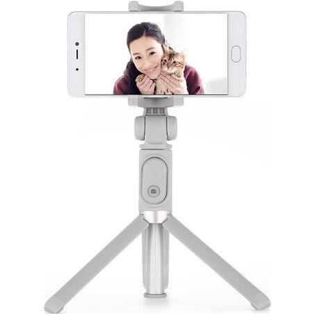 Palo selfie Xiaomi selfie stick tripod grey - bluetooth 3.0 - aluminio - fu FBA4071US