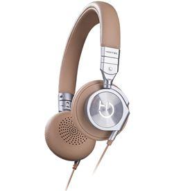 Auriculares diadema Hiditec aviator camel - altavoces 35mm - 103db - micrï¿ WHP010001 - HID-AUR WHP010001