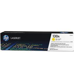 Toner amarillo Hp nº130a - 1000 páginas - compatible con color laserjet CF352A - CF352A
