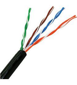 Aisens A133-0212 bobina de cable para uso exterior - rj45 - cat5e - utp - a - AIS-CAB A133-0212