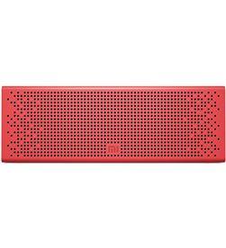 Altavoz bluetooth Xiaomi mi speaker red - 2x3w - drivers 36mm - func. manos QBH4105GL - XIA-ALT BT SPK RED