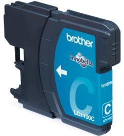 Cartucho tinta Brother lc-1100 325 páginas cian LC1100C - 4977766659710