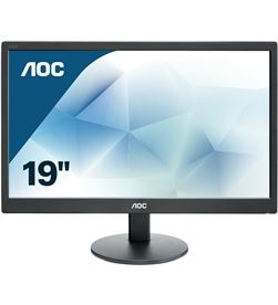 Monitor led Aoc E970SWN - 18.5''/46.99cm - 1366x768 hd - 16:9 - 200cd/m2 - 2 - AOC-M E970SWN