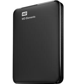 Todoelectro.es disco duro externo western digital 2tb elements portable - 2.5''/6.35cm - us wdbu6y0020bbk-w - WD-EXT WDBU6Y0020B