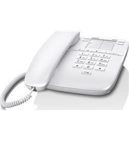Siemens teléfono analógico da310 blanco - 10 teclas marca rap. - 4 teclas marca 10037087 - SIEM GIGA DA310 BL