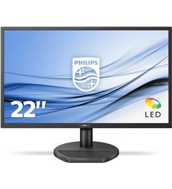Philips L-M 221S8LDAB monitor led multimedia 221s8ldab - 21.5''/54.6cm full hd - 1920*1080 221s8ldab/00 - PHIL-M 221S8LDAB