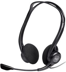 Logitech 981-000100 auriculares diadema con microfono headset pc 960 usb control volum - LOG-O 981-000100