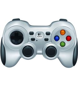 Gamepad Logitech f710 wireless compatible pc - vibracion - 2.4ghz - 2 pilas 940-000142 - LOG-GAMEPAD F710 W