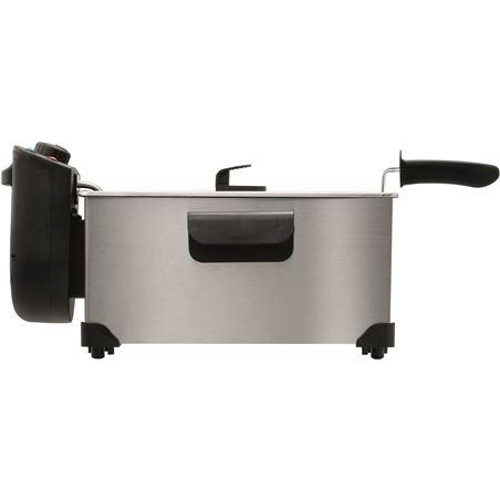 Todoelectro.es freidora flama 636fl - 2200w - cuba esmaltada antiadherente 3l - termostato