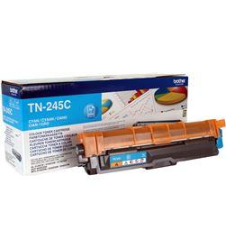 Brother TN245C cartucho tinta de toner cian Impresión - TN245C