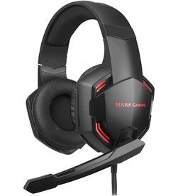 River MHXPRO71 auriculares mars gaming - 7.1 - ds superbass 50mm - micrófono - TAC-AUR MHXPRO71