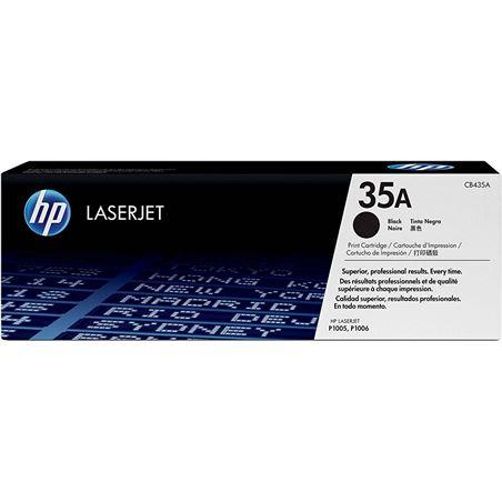 Toner negro Hp n�35a para laserjet p1005/p1006 CB435A - CB435A