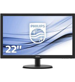 Philips L-M 223V5LHSB monitor led v-line 223v5lhsb - 21.5''/ 54.6cm fullhd - 5ms - 10m:1 - 223v5lhsb/00 - PHIL-M 223V5LHSB