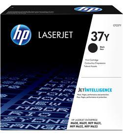 Hp CF237Y toner negro - nº37y - 41000 páginas - compatible con laserjet - CF237Y