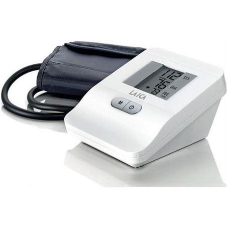Todoelectro.es tensiometro de brazo laica bm2006 blanco - pantalla lcd 4.5*3cm - mide pres