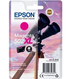 Epson C13T02W34010 cartucho tinta 502xl - magenta(6.4ml) - binoculares - EPS-C13T02W34010