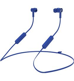 Auriculares intrauditivos bluetooth hiditec aken blue - dRivers 10mm - ipx5 INT010002 - HID-AUR INT010002
