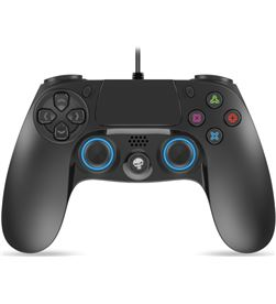 Mando para ps4 Spirit of gamer pro - cruceta precisión - 2 sticks analógico SOG-WXGP4 - SOG-MANDO SOG-WXGP4