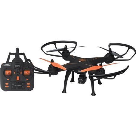 Dron Denver DCH-640 - 4 canales - 6 ejes - c�mara 2mp hd - 2 velocidades