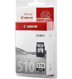 Canon PG-510 cartucho de tinta negro mp240/ mp260/mp480 9ml 2970b004 - PG-510