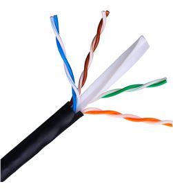 Bobina de cable Aisens A135-0264 para uso exterior - rj45 - cat6 - utp - aw - AIS-CAB A135-0264
