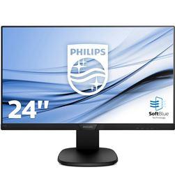Monitor Philips 243S7EJMB/00 - 23.8''/60.5 fhd - 5ms - 1000:1 - 250cd/m2 - 2 - PHIL-M 243S7EJMB