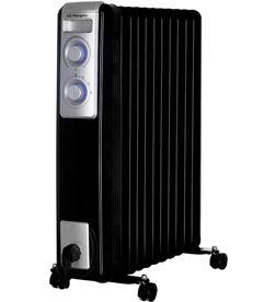 Orbegozo RN2500 radiador aceite 2500w negro Estufas Radiadores - ORBRN2500