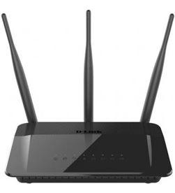 Dlink DIR-809 router inalámbrico d-link ac750 dual band - 2.4/5ghz - 802.11 ac/n/g/b/a - DLK-ROU DIR-809
