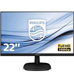 Monitor multimedia Philips 223v7qhab - 21.5''/64.6cm ips - 1920*1080 full hd 223V7QHAB/00 - PHIL-M 223V7QHAB