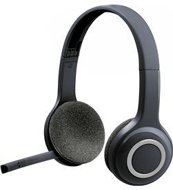 Logitech -AUR INAL H600 N auriculares diadema con microfono inalambrico h600 alcance 10m nan 981-000342 - LOG-AUR INAL H600 N