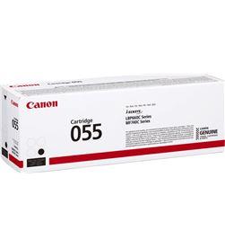 Toner negro Canon 055 bk - 2300 páginas - compatible según especificaciones 3016C002 - CAN-TN 3016C002