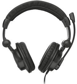 Auriculares con micrófono Trust como - estéreo - volumen en auricular - alm 21658 - TRU-AUR 21658