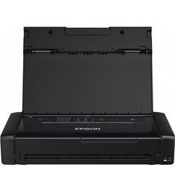 Impresora portátil Epson wifi workforce wf-110w - 14/11 ppm - pantalla lc C11CH25401 - EP-IMP-WF-110W