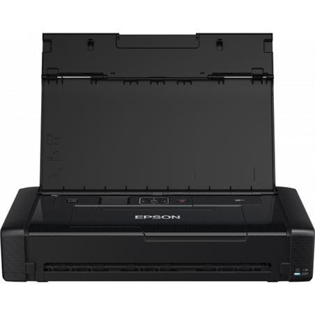 Impresora port�til Epson wifi workforce wf-110w - 14/11 ppm - pantalla lc C11CH25401 - EP-IMP-WF-110W