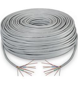 Todoelectro.es bobina de cable aisens a134-0224 - rj45 - cat5e - ftp - awg24 rígido - 100m - AIS-CAB A134-0224