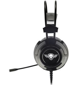 Auriculares con micrófono spirit of gamer elite-h70 black - dRivers 50mm - MIC-EH70BK - SOG-AUR ELITE-H70 BK