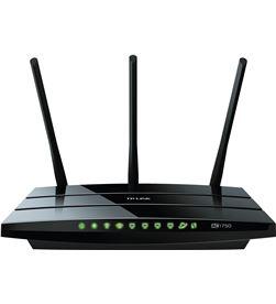 Tplink -ROU DUAL AC1750 router inalámbrico tp-link archer c7 - banda dual - 802.11ac - 3 antenas ex - TPL-ROU DUAL AC1750
