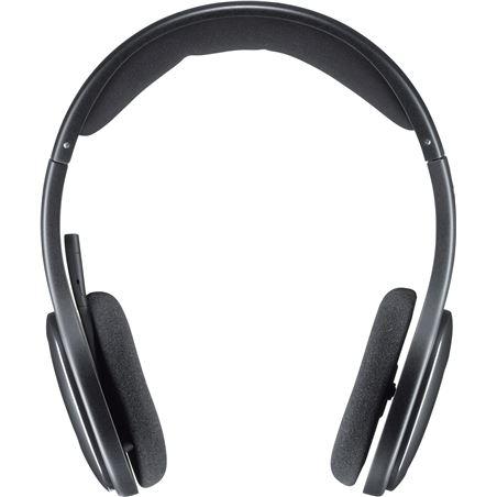 Auricular diadema inalambrico con microfono Logitech h800 nano receptor usb 981-000338
