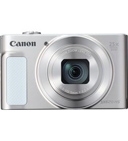 Canon powershot sx620hs blanco kit cámara compacta 20.2mp full hd 25x gran KIT PWS SX620HS - +21582